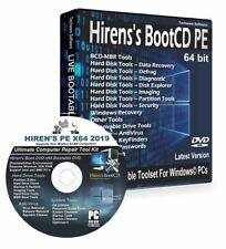 Digital Delivery Hiren's Boot PC LiveCD Repair Clone Recovery Password Utilities