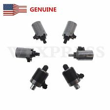 Genuine 722.6 Solenoids Set 6 For Mercedes Benz 5-SPEED Automatic Transmission