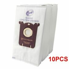 10 pc/lot Vacuum Cleaner Bags S-Bag Dust Bag Accessories for Philips Tornado