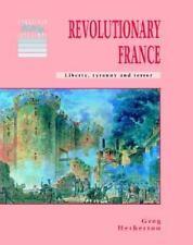 Cambridge History Programme: Revolutionary France ~Liberty, Tyranny & Terror New