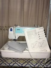 Brother Heavy Duty CE4000 LCD Sewing Machine w/Cover & Foot Pedal , Manual.