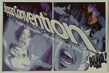 Steppaz Convention ~ August Sessions @ Comber Club, Brighton 1/8/97 Rave Flyers