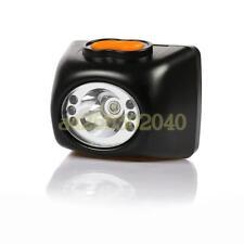 3W Cree KL4.5LM Led Cordless Headlamp,Safety Cap Lamp LI-ion Battery LCD Display