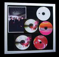 SUEDE+SIGNED+FRAMED+NEW MORNING+NIGHT THOUGHTS=100% AUTHENTIC+FAST GLOBAL SHIP!