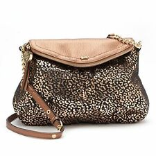 NWOT  JUICY COUTURE Leopard Print  CROSSBODY BAG