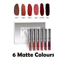 Kylie Jenner Lip Kit Matte Liquid Lip Stick SET Lip Kit LIMITED EDITION