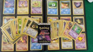 Pokemon TCG: TEAM ROCKET SET - WOTC Vintage - Pick Your Card *EXC*