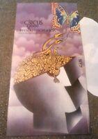 CIRCUS 2000 - AN ESCAPE FROM A BOX LP EX!!! ITALIAN AKARMA HEAVY VINYL TEXTURED