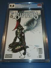 Gotham City Sirens #22 Harley Quinn CGC 9.8 NM/M Gorgeous Gem Wow
