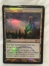 Magic The Gathering Reliquary Tower - Pack Of 4 Foil Cards - Unopened