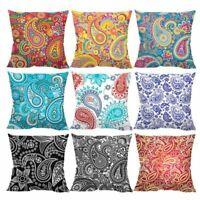 Bohemian Mandala BOHO CUSHION Throw Decorative Pillows Case Sofa Cushion Cover