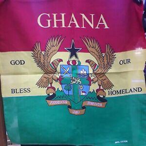 GHANA FLAG - BANDANA - AFRICAN COUNTRY