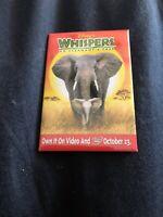 WHISPERS AN ELEPHANT'S TALE DISNEY MOVIE PIN DISNEY'S