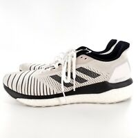 Adidas Solar Drive Athletic Running Shoes Womens 11.5 White D97429 New NWT