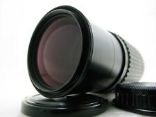 [Excellent++++] PENTAX SMC Pentax-A 70-210mm f/4.0 zoom MF Lens from Japan #1011