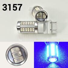 Parking Light T25 3057 3157 4157 33 SMD Blue LED Light K1 For Dodge A