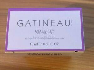Gatineau DefiLift 3D Toned Eye Cream (15ml) - full size BNIB