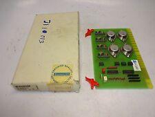 SCHLEICHER MDA-201-203 PC BOARD 24VDC