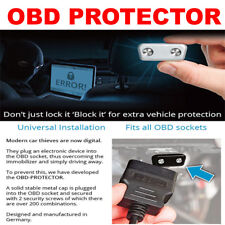 TRIOTEK OBD PROTECTOR, A SOLID METAL CAP TO PROTECT YOUR TRANSIT, SPRINTER, VITO