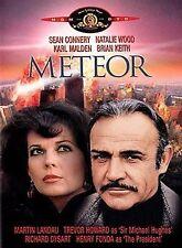 Meteor (DVD, 2000) SEAN Connery, Natalie Wood