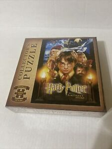 Harry Potter: The Sorcerer's Stone Jigsaw Puzzle- 550 Pieces -New Factory Sealed