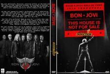 Bon Jovi 2018 Rock & Roll Hall Of Fame DVD