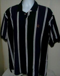 Tommy Hilfiger Men's Polo Style Shirt XL Cotton