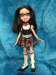 "Bratz Rare HTF Aubrey Passion 4 Fashion 10"" Doll"