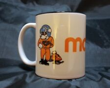 Reproduction Vintage MotoSki Bear Snowmobile Logo Coffee Mug