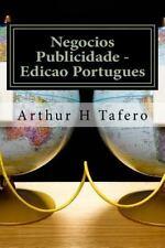 Negocios Publicidade - Edicao Portugues : Inclui Planos de Aula Em Português...