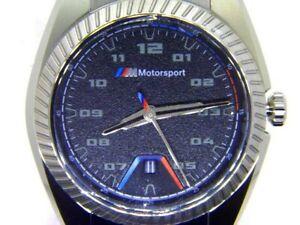 BMW Men's M Motorsport Quartz Watch No Reserve Auction