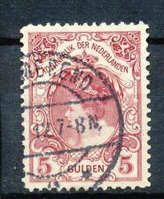 Nederland   79 D gebruikt met langebalkstempel PURMEREND