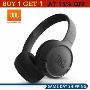 JBL'E500BT By HARMAN Pure Bass Tune 500BT Wireless Bluetooth Headphones with Mic