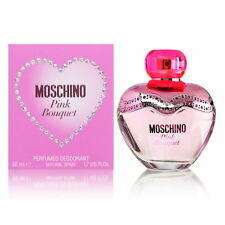 Moschino Pink Bouquet EDT 50ml for her BRAND NEW