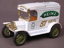 Ertl-Replica Ford 1913 Model T Van-3491-Heinz 57 Pickles-Coin Bank