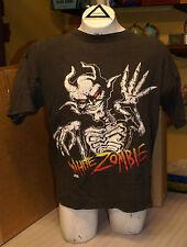 Vintage 1996 White Zombie 666 Muthabucka Shirt Tour XL