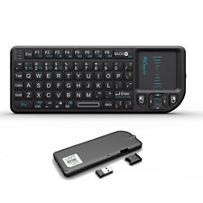 Hot! New Mini&X1 2.4G Wireless Mini Keyboard with Touchpad for PC Smart TV