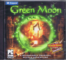 Green Moon w/Bonus Game JeweliX (PC, 2011, Absolutist)