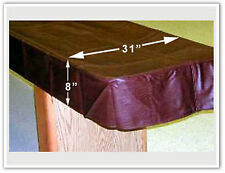 """14"""" SHUFFLEBOARD TABLE COVER - PROTECT YOUR INVESTMENT"""