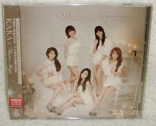 Korean Idol Kara Winter Magic 2011 Taiwan Limited CD+DVD