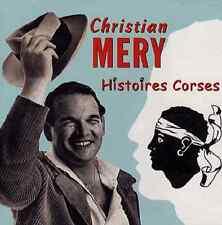 64 // CHRISTIAN MERY - HISTOIRES CORSES CD COMME NEUF