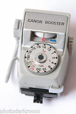 Canon Booster for Ft Ql Metering in Low Light - Untested - Used D61