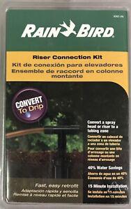 Rain Bird Riser Connection Kit - Convert To Drip
