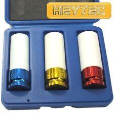 HEYTEC 50863000300 Impact-steckschlüsselsatz 1/2 Zoll 3-teilig