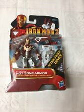 2010 Marvel Ironman 2 Hot Zone Armor