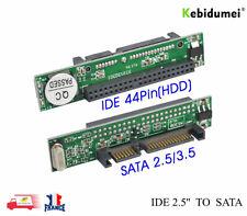 "IDE 44 broches 2.5 ""vers SATA PC adaptateur convertisseur 1.5Gbs"