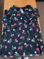Womens Context Dress Size 3X 0112