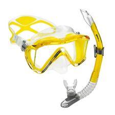 Mares Snorkel Set -  i3 Liquidskin Diving Mask with Semi Dry Snorkel