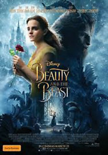 Disney The Beauty And The Beast iTunes HD Digital Code ONLY