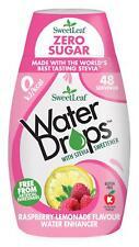 Sweetleaf Stevia Water Drops Raspberry Lemonade -  48 servings 48ml
